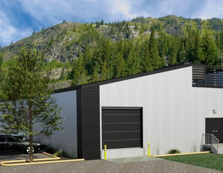 Kamloops Cannabis Facility